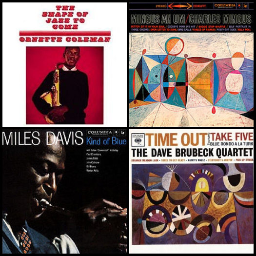 1959: Albums that Changed Jazz